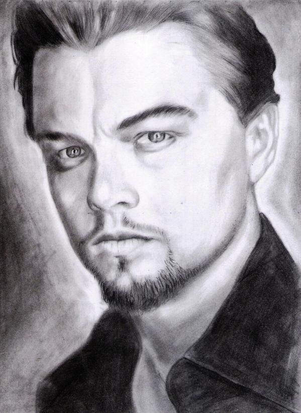 Leonardo DiCaprio by arunayathil